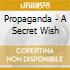 Propaganda - A Secret Wish