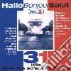 HALLO-BONJOUR-SALUT