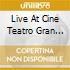 LIVE AT CINE TEATRO GRAN REX DE BUEN