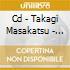 CD - TAKAGI MASAKATSU - EATING