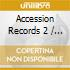Accession Records 2 - Various