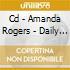 CD - AMANDA ROGERS - DAILY NEWS