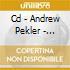 CD - ANDREW PEKLER - NOCTURNES, FALSE DAWNS,