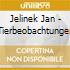 Jelinek  Jan - Tierbeobachtungen