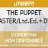 THE PUPPET MASTER/Ltd.Ed.+DVD