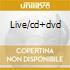 LIVE/CD+DVD