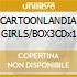 CARTOONLANDIA GIRLS/BOX3CDx1