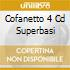 COFANETTO 4 CD SUPERBASI