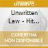 Unwritten Law - Hit List