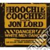 DANGER:WHITE MEN DANCING  (CD + DVD)