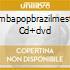 SAMBAPOPBRAZILMESTIZO CD+DVD