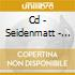 CD - SEIDENMATT - IF YOU USE THIS SOFTWARE