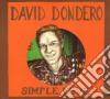 David Dondero - Simple Love
