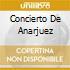CONCIERTO DE ANARJUEZ