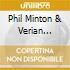 Phil Minton & Verian Weston - Ways A Songbook