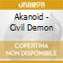 Akanoid - Civil Demon