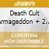 DEATH CULT ARMAGEDDON + 2 BONUS TRACKS