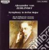 Alexander Von Zemlinsky - Sinfonia In Sib Magg.- Seipenbusch Edgar Dir/slovak Philharmonic Orchestra
