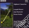 Daetwyler Jean - Concerto X Corno Delle Alpi E Orc, Dialogo Con La Natura X Corno Delle Alpi, Fl  - Schneider Urs Dir  /jozsef Molnar Corno Delle Alpi