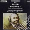 Max Bruch - Sinfonia N.3 Op.51, Ouverture Su Temi Russi Op.79b- Honeck Manfred Dir/hungarian State Orchestra