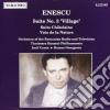 George Enescu - Suite N.3 Op.27 village, Suite Chatelaine, Voix De La Nature- Conta Iosif Dir / orchestra Della Rdio E Tv Rumena, Remus Georgescu