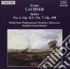 Lachner Franz Paul - Suite N.1 Op.113, N.7 Op.190  - Gunzenhauser Stephen Dir  /polish State Philharmonic Orchestra, Katowice