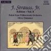 Johann Strauss - Edition Vol. 8: Integrale Delle Opere Orchestrali