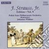 Strauss Johann - Edition Vol. 9: Integrale Delle Opere Orchestrali