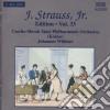 Johann Strauss - Edition Vol.33: Integrale Delle Opere Orchestrali - Wildner Johannes