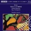 Villa-lobos Heitor - Quartetto X Archi N. 1, N.8, N.13