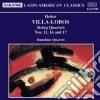 Heitor Villa-Lobos - Quartetto X Archi N.11, N.16, N.17