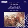 Bennett - Musica X Pf Vol.2: Suite De Pieces Op.24, Sonata X Pf N.1 Op.13
