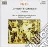 Georges Bizet - Arlesiana, Suite N.1 & 2, Carmen, Suiten.1 & 2
