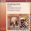 Johann Sebastian Bach - Musica X Pf: Concerto Italiano Bwv971, Capriccio Bwv992, Toccata Bwv911, Fantasi