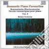 Romantic Piano Favourites Vol.3: Handel, Beethoven, Dvorak, Brahms, Grieg, Schumann