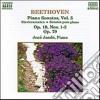 Ludwig Van Beethoven - Sonate X Pf Vol.5: N.5, N.6 , N.7 Op.10, N.25 Op.79