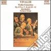 Antonio Vivaldi - Concerti Per Violino Op.8