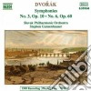 Antonin Dvorak - Sinfonia N.3 Op.10, N.6 Op.60