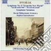 Antonin Dvorak - Sinfonia N.9 Op.95 dal Nuovo Mondo, Variazioni Sinfoniche Op.78