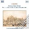 Fryderyk Chopin - Musica X Pf: Studio N.3,12 Op.10, Notturno N.2 Op.9, N.1 Op.55, Ballata Op.47, B