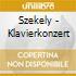 Szekely - Klavierkonzert