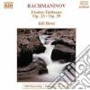 Sergej Rachmaninov - Etudes-tableaux N.1 > N.8 Op.33, N.1 > N.9 Op.39