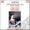 Wolfgang Amadeus Mozart - Concerto X Vl E Orchestra N.1 K 207, N.2 K 211, Rondo'k 269, Andante In Fa Magg