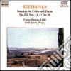 Ludwig Van Beethoven - Sonata Per Violoncello N.3, N.4, N.5 Op.69