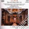 MESSA IN SI MIN BWV 232