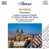 Antonin Dvorak - Ouvertures: Vanda Op.25, In Nature's Realm Op.91, Carnival Op.92, Othello Op.93,