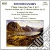 Felix Mendelssohn - Concerto X Pf N.1 Op.25, N.2 Op.40, Capriccio Brillante Op.22, Rondo Brillante O