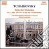 Pyotr Ilyich Tchaikovsky - Suite N.3 Op.55, N.4 Op.61 Mozartiana - National Symphony Orchestra Of Ireland