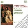 Marin Marais - Suite In Sol Mag, Sonnerie De Sainte Genevieve, Badinage, Labyrinthe, Reveuse, A
