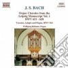 Johann Sebastian Bach - Corali Dal Manoscritto Di Lipsia, Vol.1: Bwv 651-658, 564